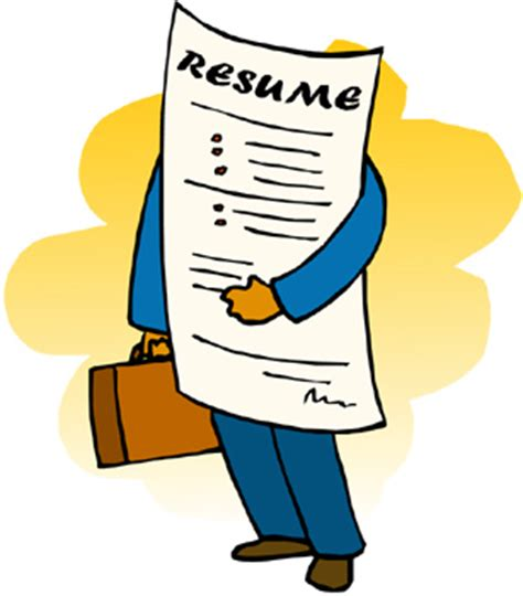 Resume for public service templates